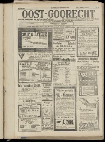 (Volksblad) Oost-Goorecht en Omstreken nl 1926-10-30