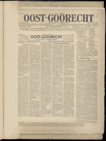 (Volksblad) Oost-Goorecht en Omstreken nl 1945-10-24