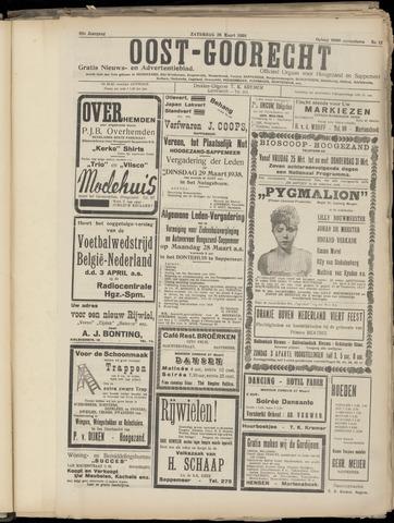 (Volksblad) Oost-Goorecht en Omstreken nl 1938-03-26