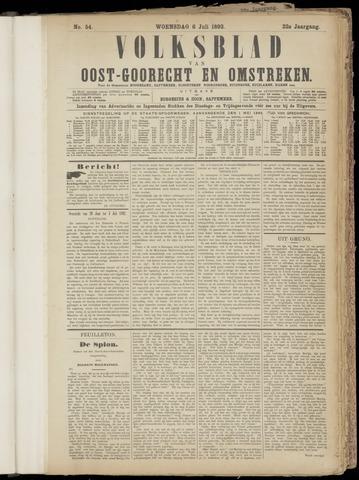 (Volksblad) Oost-Goorecht en Omstreken nl 1892-07-06