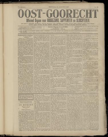 (Volksblad) Oost-Goorecht en Omstreken nl 1921-08-10