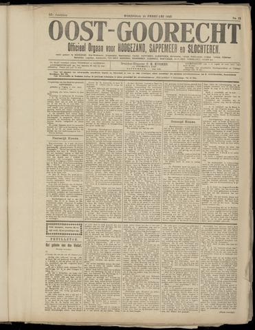 (Volksblad) Oost-Goorecht en Omstreken nl 1922-03-04