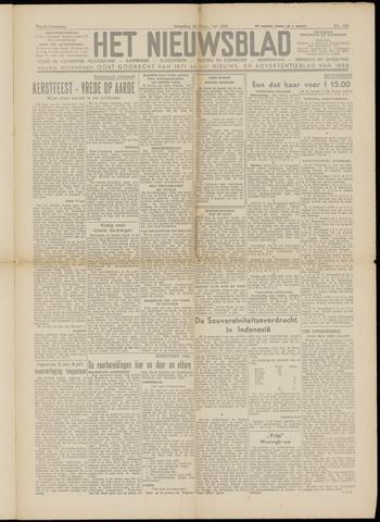 Het Nieuwsblad nl 1949-12-24