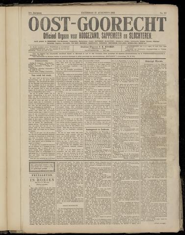(Volksblad) Oost-Goorecht en Omstreken nl 1921-08-27