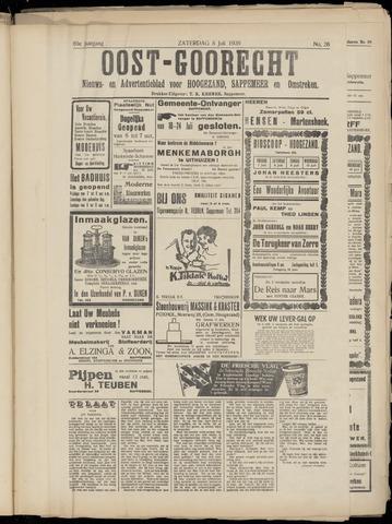 (Volksblad) Oost-Goorecht en Omstreken nl 1939-07-08
