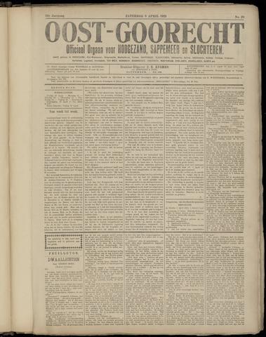 (Volksblad) Oost-Goorecht en Omstreken nl 1921-04-09