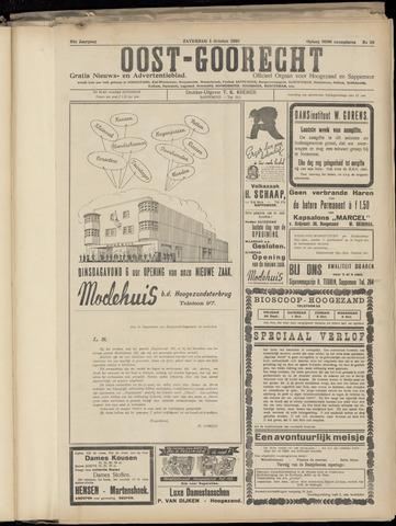 (Volksblad) Oost-Goorecht en Omstreken nl 1938-10-01