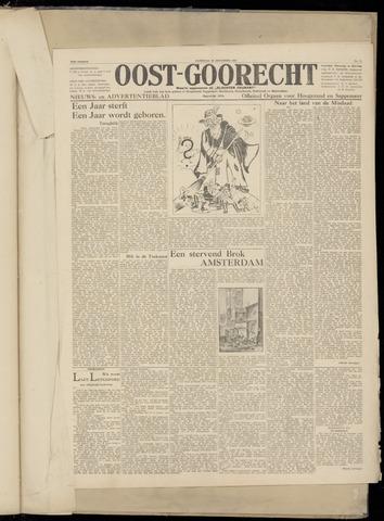 (Volksblad) Oost-Goorecht en Omstreken nl 1945-12-29