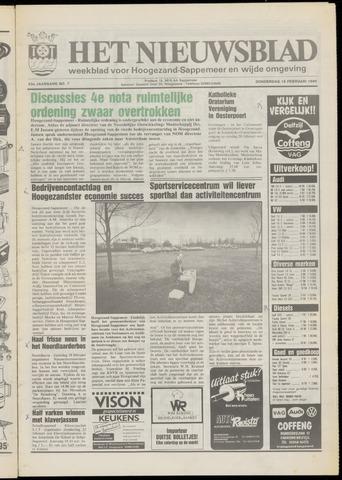 Het Nieuwsblad nl 1989-02-16