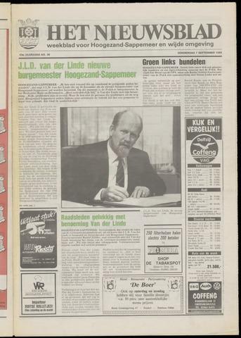Het Nieuwsblad nl 1989-09-07