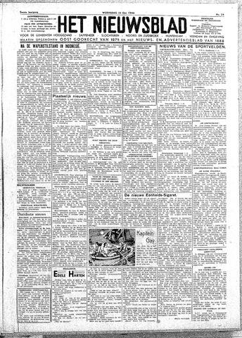 Het Nieuwsblad nl 1946-10-23