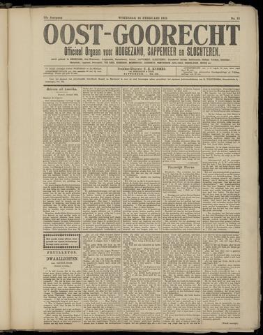 (Volksblad) Oost-Goorecht en Omstreken nl 1921-02-16