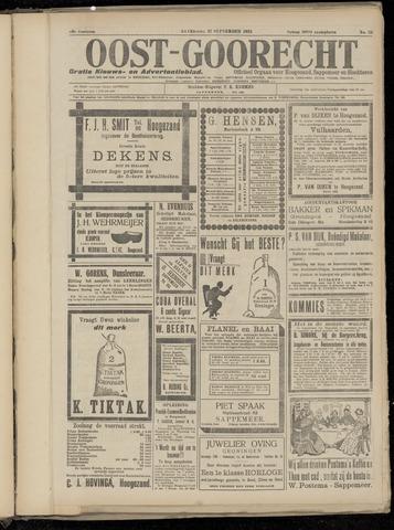 (Volksblad) Oost-Goorecht en Omstreken nl 1924-09-27