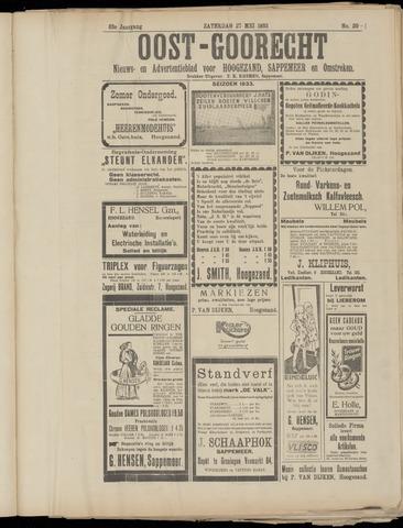(Volksblad) Oost-Goorecht en Omstreken nl 1933-05-27