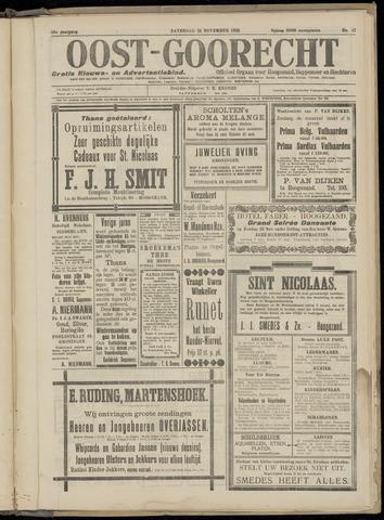(Volksblad) Oost-Goorecht en Omstreken nl 1925-11-21