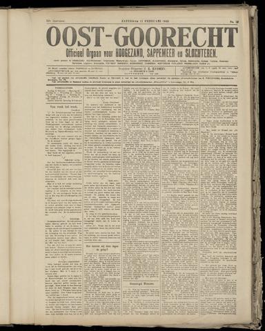 (Volksblad) Oost-Goorecht en Omstreken nl 1922-02-25