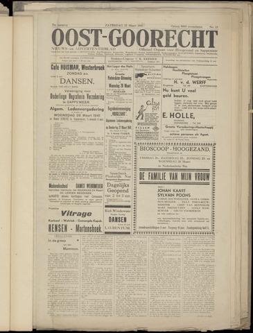 (Volksblad) Oost-Goorecht en Omstreken nl 1941-03-22