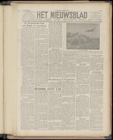 Het Nieuwsblad nl 1948-10-23