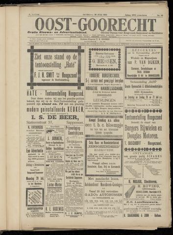 (Volksblad) Oost-Goorecht en Omstreken nl 1924-07-26