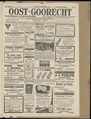 (Volksblad) Oost-Goorecht en Omstreken nl 1926-12-31