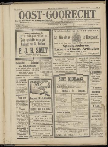 (Volksblad) Oost-Goorecht en Omstreken nl 1925-11-28