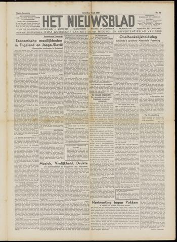 Het Nieuwsblad nl 1949-07-02