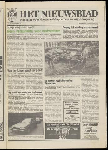 Het Nieuwsblad nl 1990-08-02