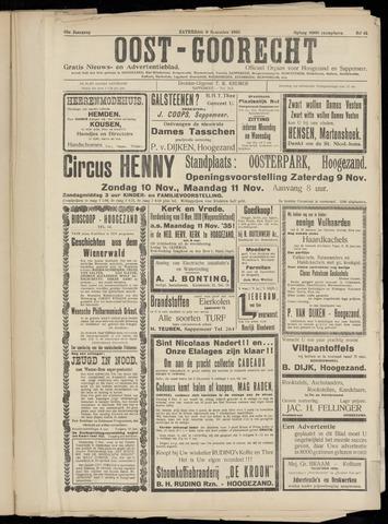 (Volksblad) Oost-Goorecht en Omstreken nl 1935-11-02