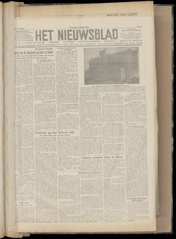 Het Nieuwsblad nl 1949-03-09