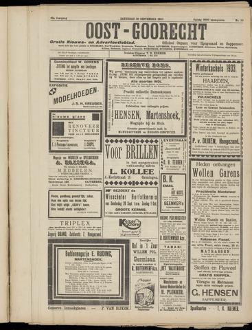 (Volksblad) Oost-Goorecht en Omstreken nl 1933-09-30