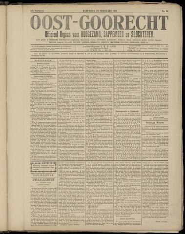 (Volksblad) Oost-Goorecht en Omstreken nl 1921-02-19