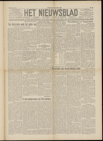 Het Nieuwsblad nl 1949-11-09