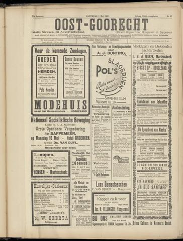 (Volksblad) Oost-Goorecht en Omstreken nl 1937-05-01