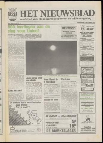 Het Nieuwsblad nl 1989-12-07