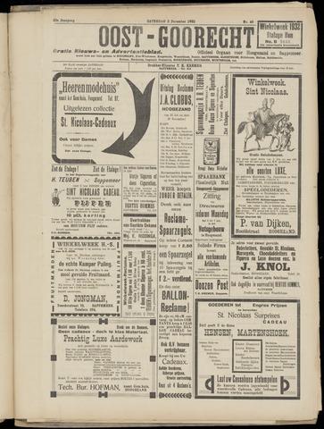 (Volksblad) Oost-Goorecht en Omstreken nl 1932-12-03