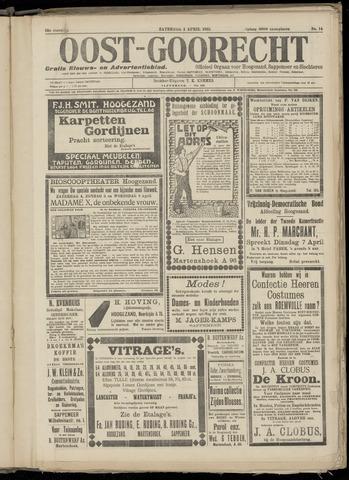 (Volksblad) Oost-Goorecht en Omstreken nl 1925-04-04