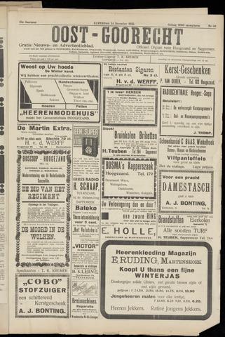 (Volksblad) Oost-Goorecht en Omstreken nl 1935-12-07