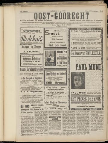 (Volksblad) Oost-Goorecht en Omstreken nl 1938-04-30