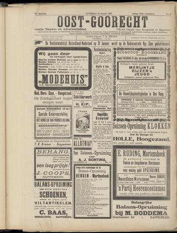 (Volksblad) Oost-Goorecht en Omstreken nl 1937-01-16
