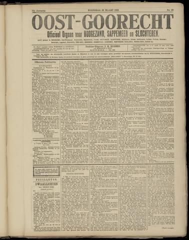 (Volksblad) Oost-Goorecht en Omstreken nl 1921-03-23