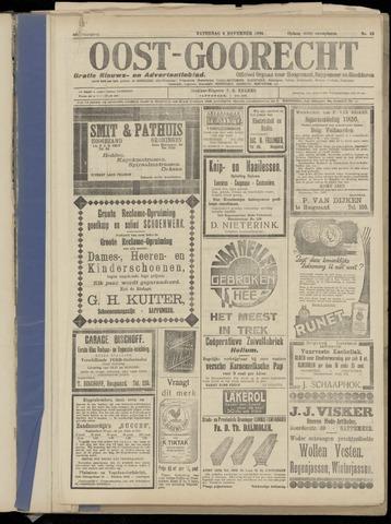 (Volksblad) Oost-Goorecht en Omstreken nl 1926-11-06