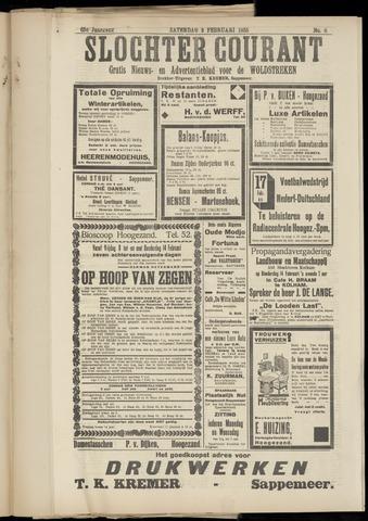 De Slochter Courant nl 1935