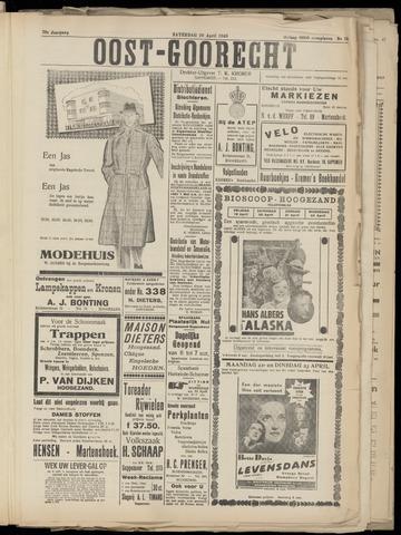 (Volksblad) Oost-Goorecht en Omstreken nl 1940-04-20