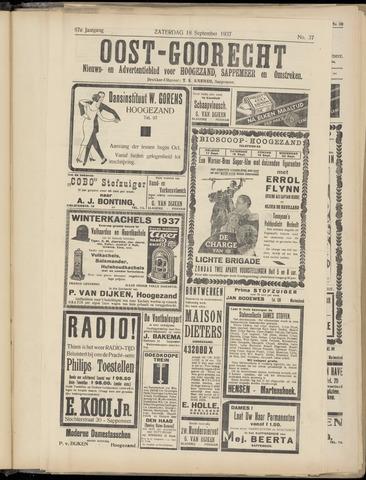 (Volksblad) Oost-Goorecht en Omstreken nl 1937-09-18