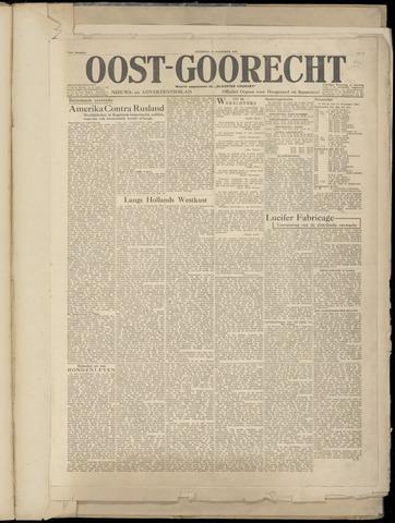 (Volksblad) Oost-Goorecht en Omstreken nl 1945-11-10