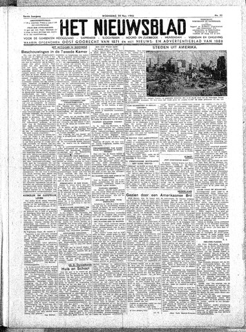 Het Nieuwsblad nl 1946-11-20