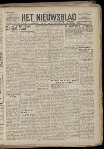 Het Nieuwsblad nl 1947-07-02
