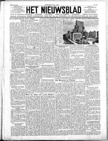 Het Nieuwsblad nl 1946-11-27