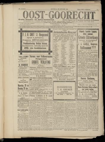 (Volksblad) Oost-Goorecht en Omstreken nl 1924-01-26