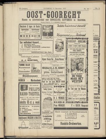 (Volksblad) Oost-Goorecht en Omstreken nl 1937-12-11